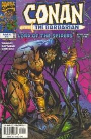 Conan The Barbarian: Lord of the Spiders